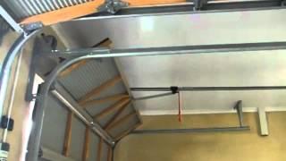 Гаражные ворота с электроприводом(, 2012-09-04T17:32:18.000Z)
