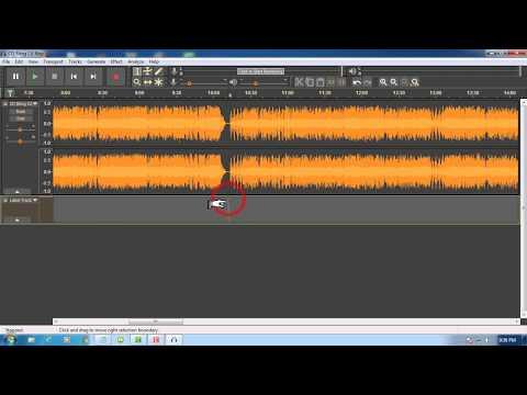 How To Split Single MP3