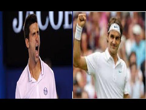 Wimbledon 2015 Mens Singles Semifinal Highlight : Roger Federer, Novak Djokovic wins !!