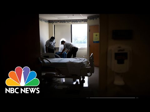U.S Cases Of Coronavirus Pass China As Unemployment Claims Rise | NBC Nightly News