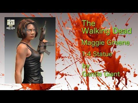 The Walking Dead Maggie Greene 1:4 Statue by Gentle Giant