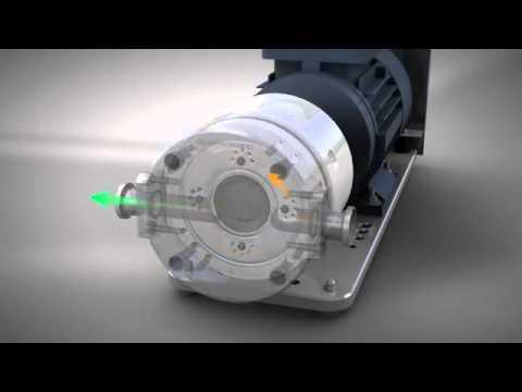 Quattroflow como funcionan las bombas de pist n membrana - Bomba de calor consumo ...