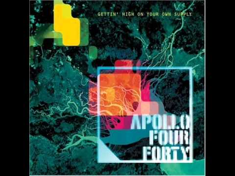 Apollo 440  Cant stop the Rock