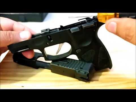 PT111 G2/G2C/G2S Full Disassembly and Various Tips