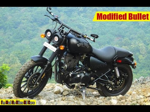 modified bullet royal enfield youtube