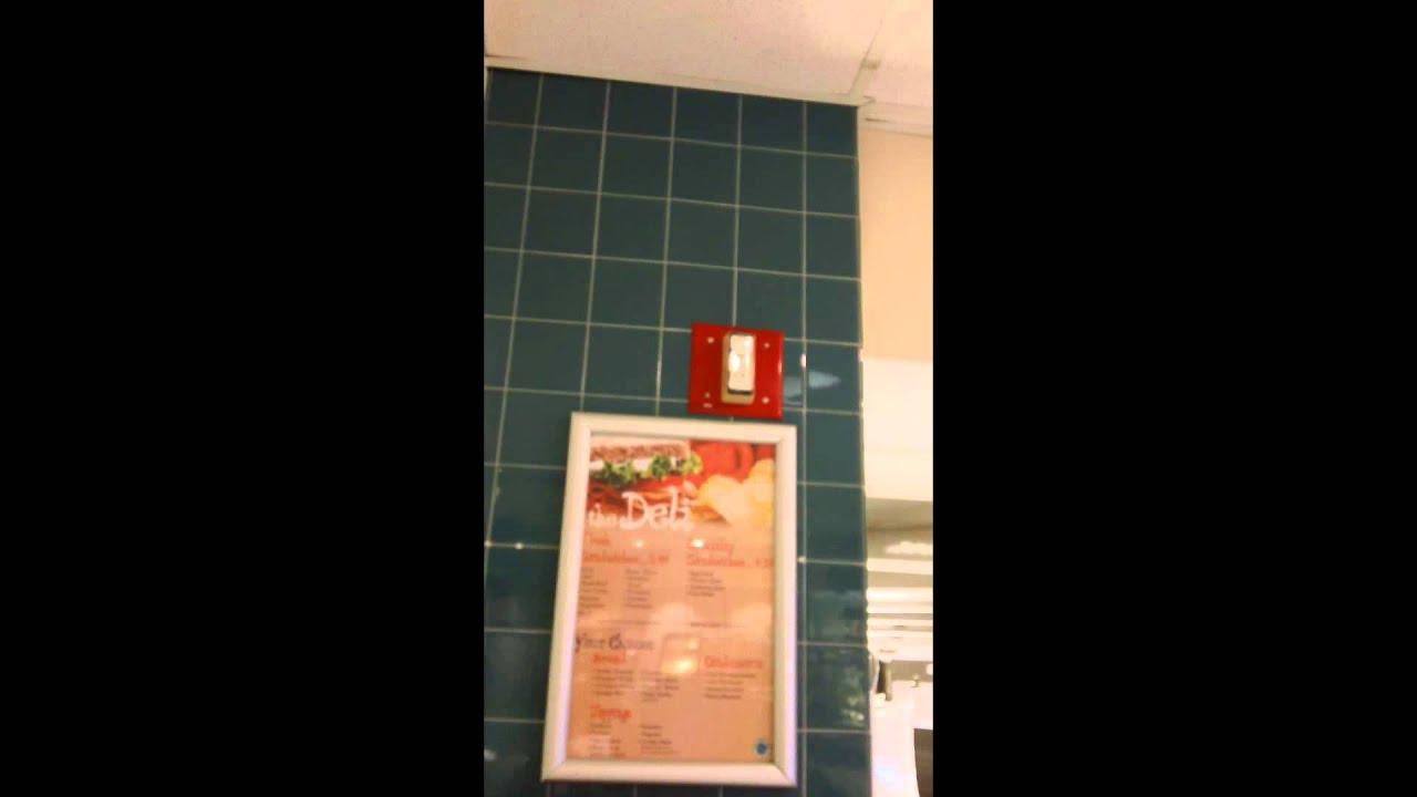 Hospital Fire Alarm Test