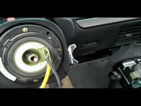 2014 Ford Fusion Dash Fuse Box Ford Clockspring Replacement Youtube