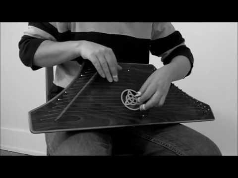 Scarborough Fair - Lap Harp/Plucked Psaltery