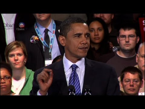 Barack Obama: Iowa Caucus Victory Speech