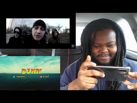 ГАМОРА - Дыхание улиц(Official clip) | Reaction DJ Kiy