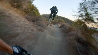Brad Simms Flowing Down The Whoops Trail