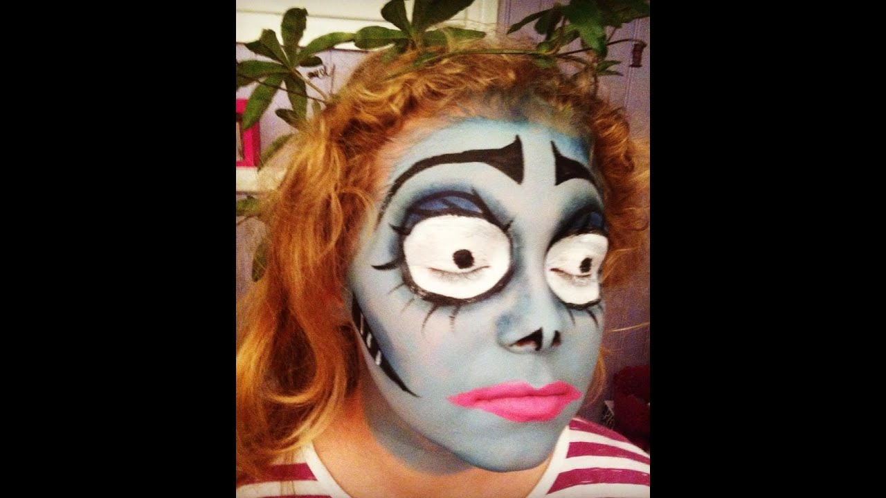 Tuto Maquillage Halloween Facile Emily Les Noces
