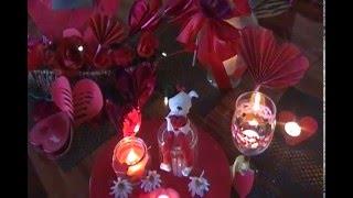 Простые  украшения на День Св. Валентина за 5 мин