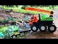 Crane Truck For Children   Animal Transporter   Car Toy For Kids