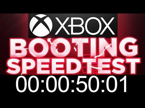 Xbox Live - BOOTING OFFLINE SPEEDRUN (Speedtest)
