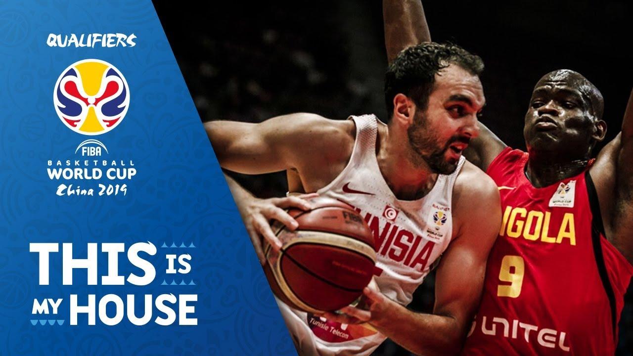 Tunisia V Angola Highlights Fiba Basketball World Cup 2019