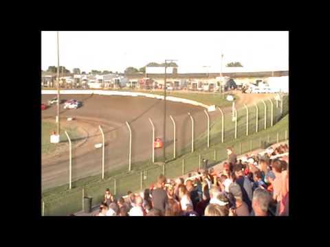 Eagle Raceway Sport Compact Heat 4 on 8-13-16