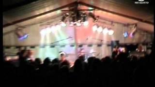 HEAVEN SHALL BURN - Bleeding To Death live @ Chronical Moshers Open Air 2005