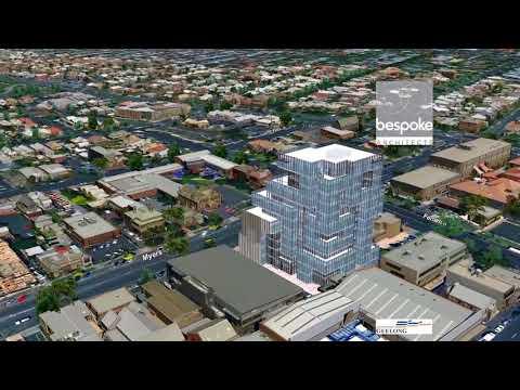 Bespoke 25 Myers Street Flyaround