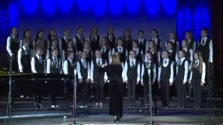 Зразковий хор старших класів ВДМШ №1 м.Вінниця