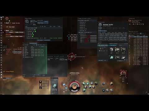 EVE-online Blood Raider Complex |  Blood Raider Outpost. Stratios