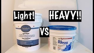 LIGHT MUD vs HEAVY MUD!!! (What's the difference?)