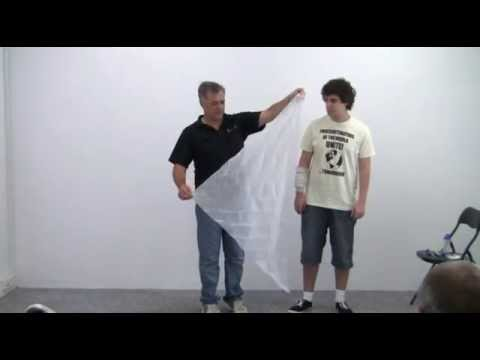 How To Tie A Triangular Bandage Or Sling