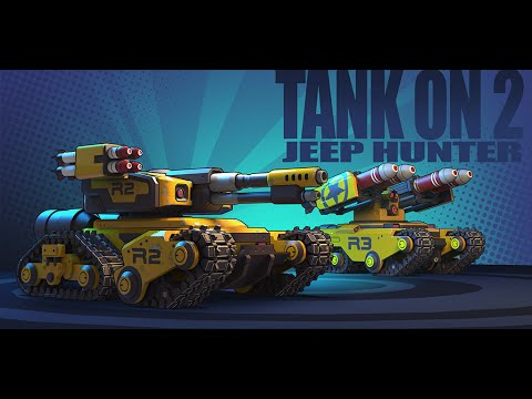 Tank ON 2 – Jeep Hunter 1