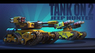 Tank ON 2 - Jeep Hunter