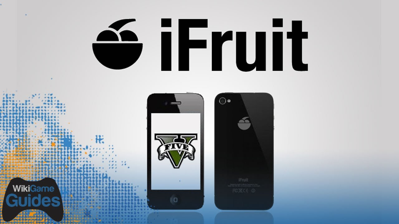 Grand Theft Auto 5 - iFruit App - First Look iPhone iPad iOS GTA5 | WikiGameGuides