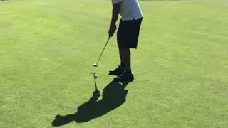 Faisal Iqbal Enjoying Golf in England
