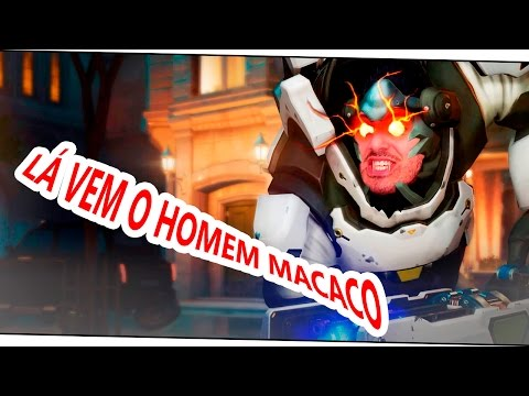 Overwatch | Quase deu Ruim de Winston  | Gameplay #3