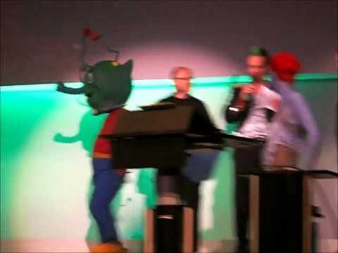 Rüsselmops Live-Auftritt bei der Perry Rhodan WeltCon 2011