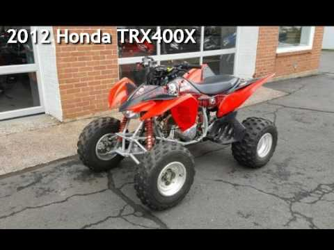 2012 Honda Trx400x For Sale In Meriden Ct Youtube