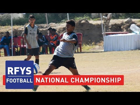 Highlights | RFYS NC | Maharana Pratap Sports College vs St. Vincent's High School