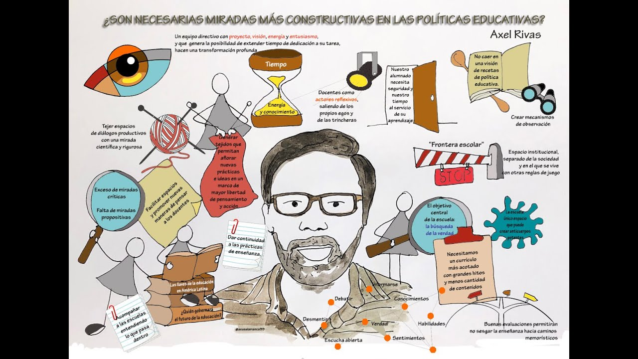 ¿SON NECESARIAS MIRADAS MÁS CONSTRUCTIVAS EN LAS POLÍTICAS EDUCATIVAS?: Nuevo episodio de Mudanzas