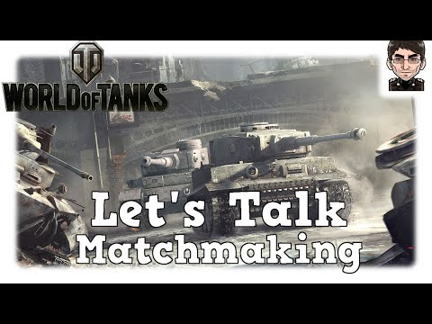 world of tanks angepasstes matchmaking