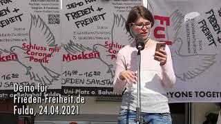 """Leserbrief zum """"Ermächtigungsgesetz"""" und Verfassungsklage"""
