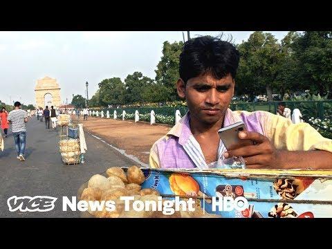 India Internet Blackout & The Most Toxic Lake: VICE News Tonight Full Episode (HBO)