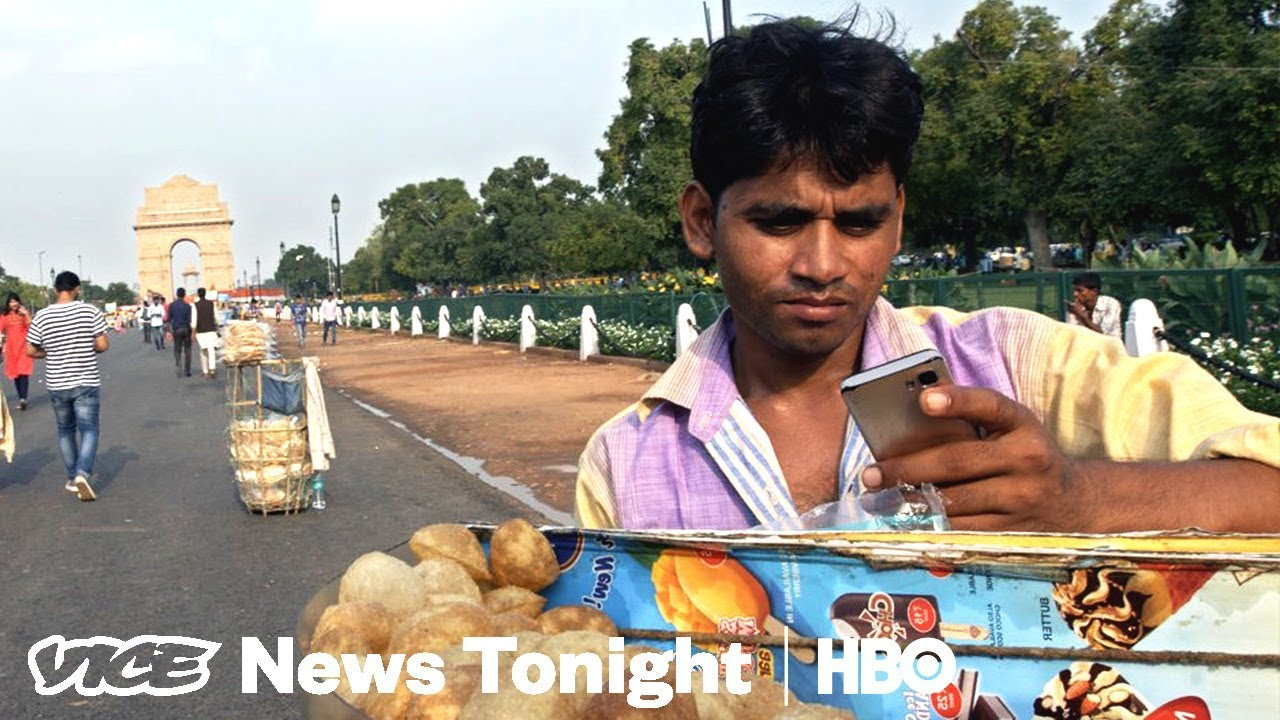 India Internet Blackout & The Most Toxic Lake: VICE News Tonight Full Episode (HBO)
