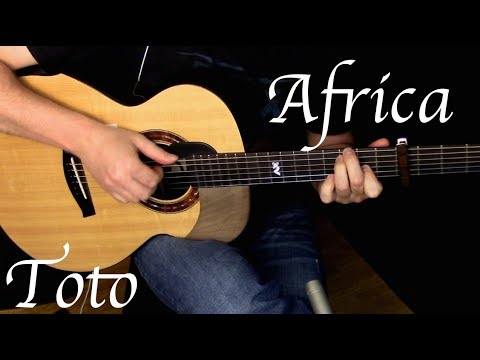 Toto - Africa - Fingerstyle Guitar