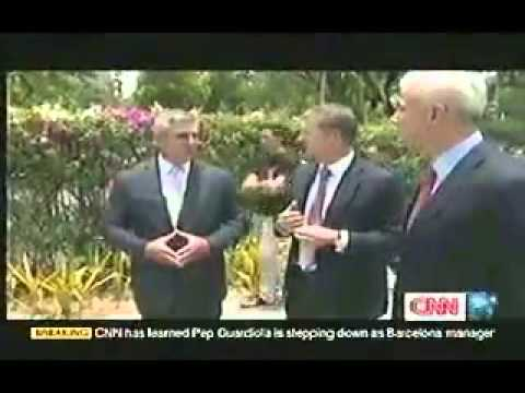 CNN Interviews Jaime Augusto and Fernando Zobel de Ayala (Part 2)