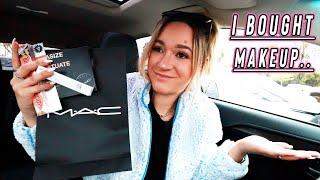 makeup-haul-mac-cosmetics-buxom-and-benefit-cosmetics-vlogmas-day-22