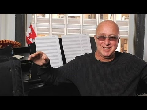 paul shaffer talks about how he meet Hiram Bullock