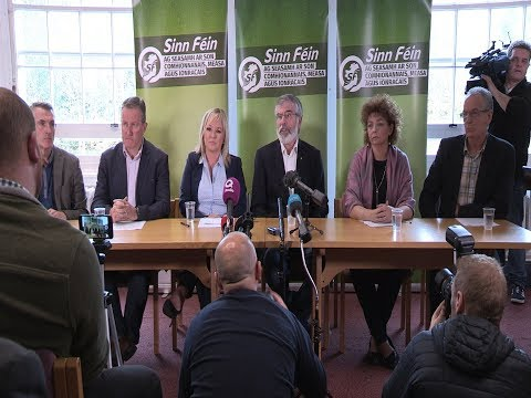 British tolerance of DUP denial of Rights blocks re establishment of Executive
