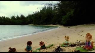 alvin ve sincaplar 3 eğlence adası   trke fragman