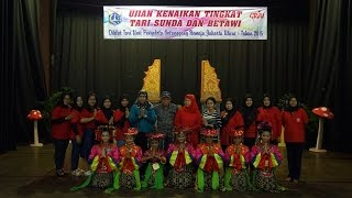 Name of the dance: Tari Topeng Blantek - Betawi