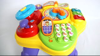 Magic Star Learning Table From Vtech