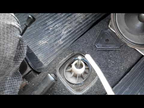 Что делать если сломал рычаг КПП