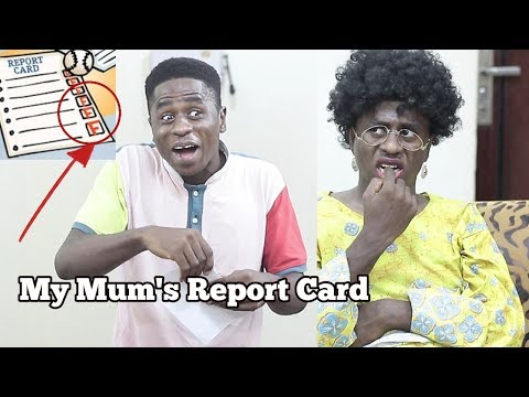 Download Report Card | Mc Shem Comedian